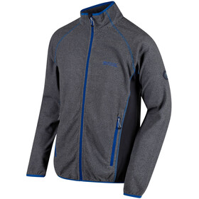 Regatta Mons III Jacket Men Light Steel/Seal Grey